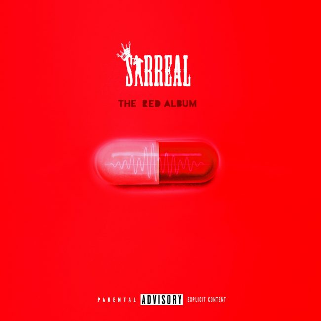 The Red Album Front Cover